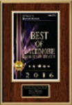2016 Best Auto Body Shop In Baltimore Award From Baltimorre Magazine